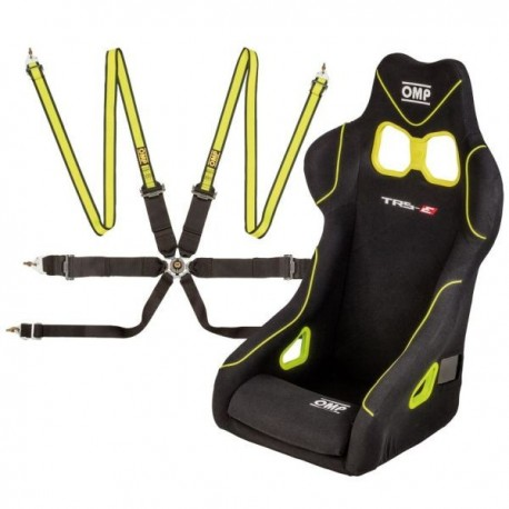 Omp Seat harness PACKAGE
